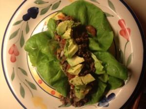 Caveman Tacos