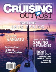 Cruising Outpost - Spring 2015 - Issue 10