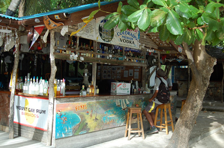 BVI-Foxys-Bar