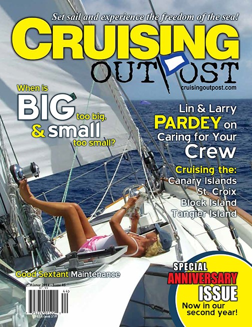 Cruising Outpost Winter Issue