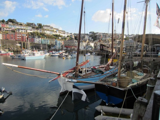 Brixham Cornish Luggers 3