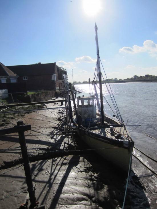 Lynn fishing boat
