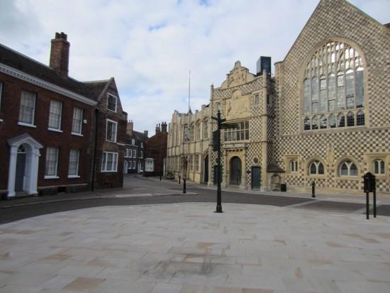 Lynn old town