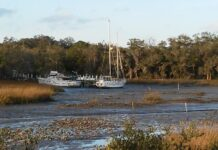 St Augustine Florida Salt Creek