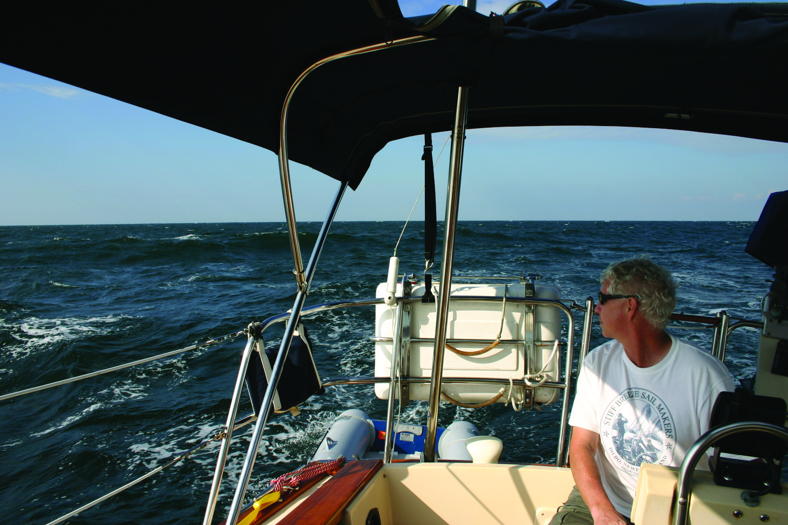 sailing picture - latitudes and attitudes magazine
