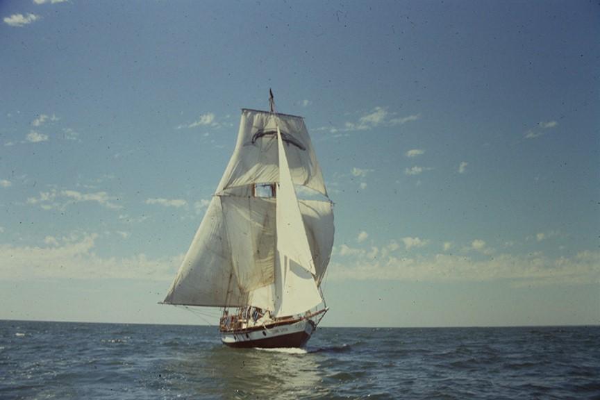 Stonewitch Sailing Vessel