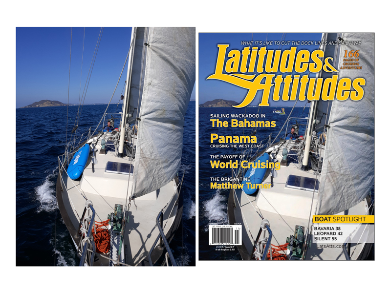 Sailing Cover Picture Example